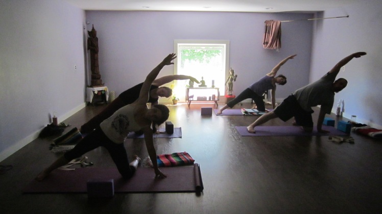 Sunday 10am ALL Levels Vinyasa