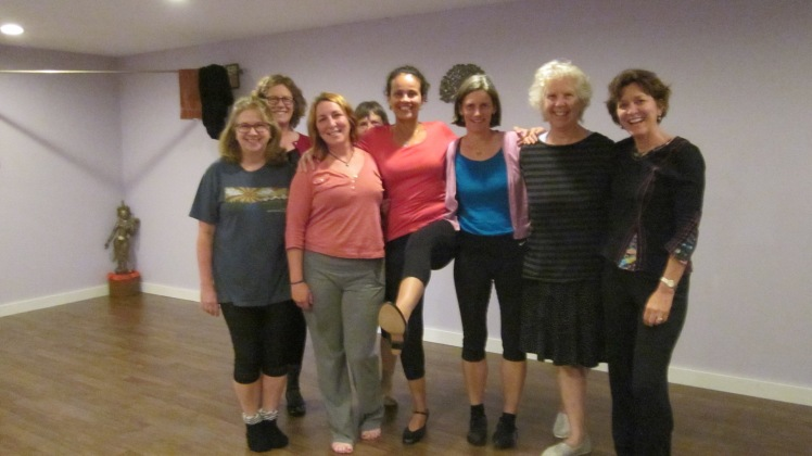 Latin Dance Class October 11 2016
